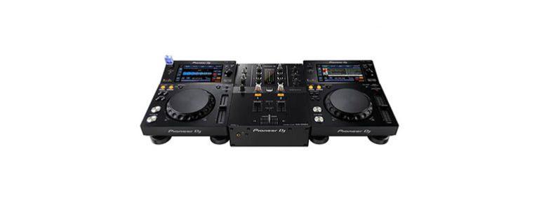 DJ Starter Kit with Speakers